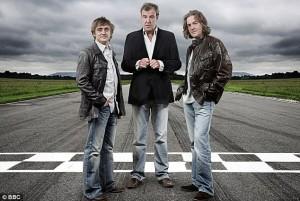 Top Gear Clarkson Hammond May